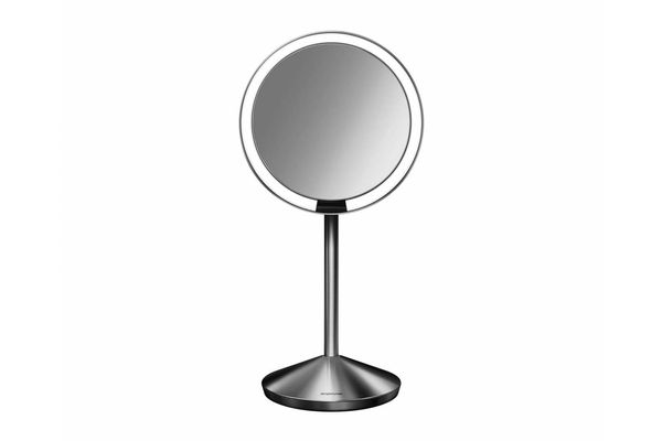 Simplehuman Sensor-Activated Lighted Vanity Mirror