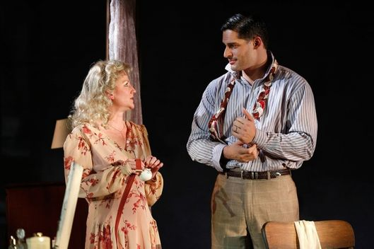 theater review a streetcar named desire vulture. Black Bedroom Furniture Sets. Home Design Ideas