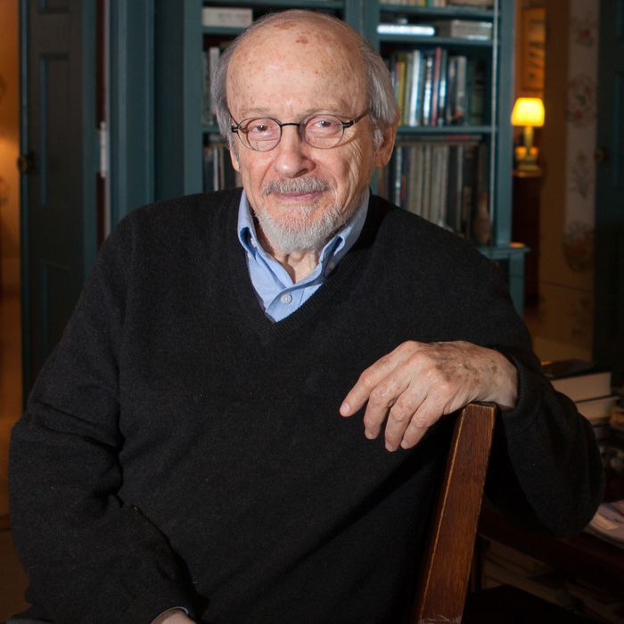 Author E. L. Doctorow
