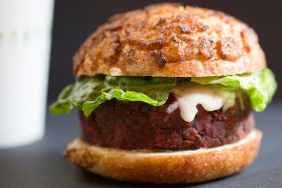 Platt: Can Anyone Make a Decent Veggie Burger?