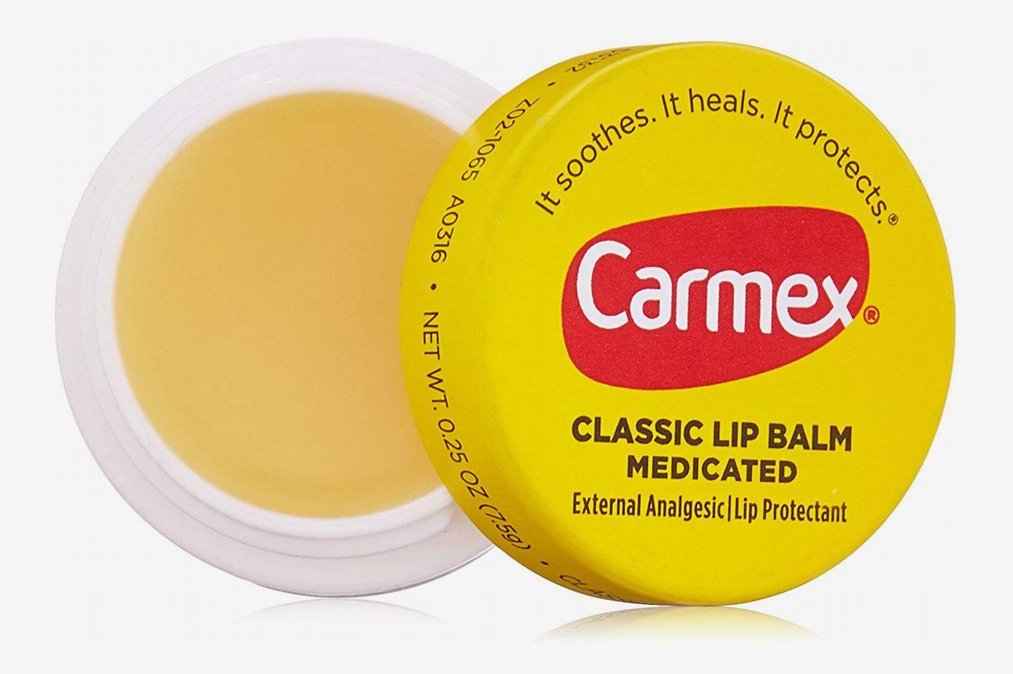 Carmex Jar Lip Balm, 3-Pack