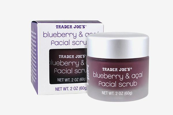 Blueberry and Açaí Facial Scrub