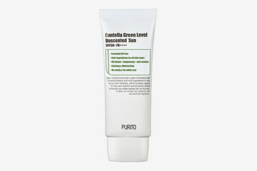 PURITO Centella Green Level Unscented Sun SPF50+ PA++++