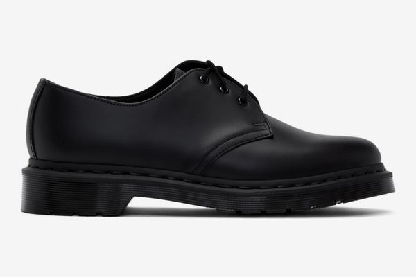 Doc Martens Black 1461 Mono Derbys