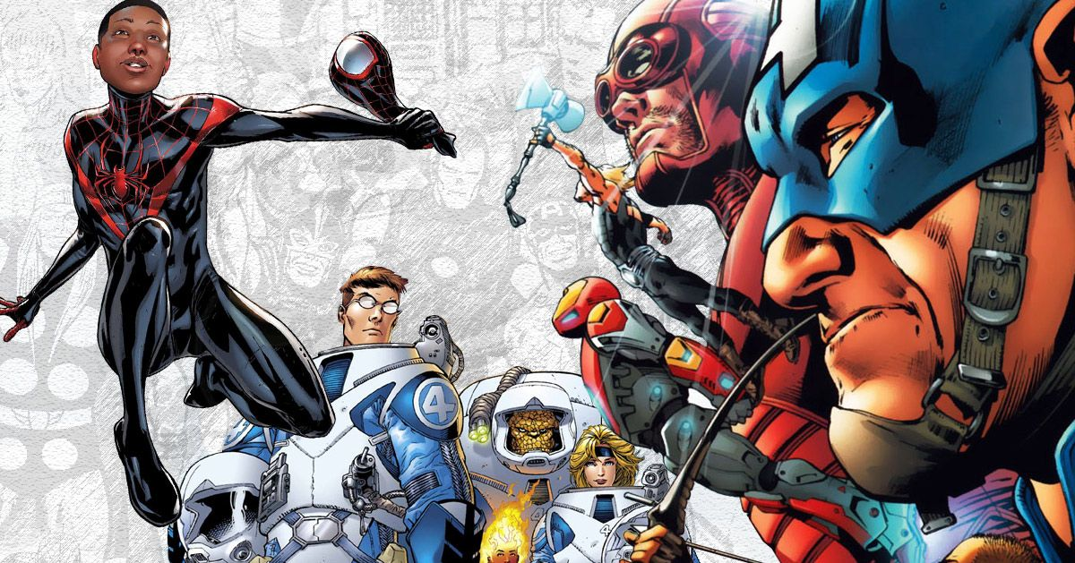 The Secret History of Ultimate Marvel, the Experiment That