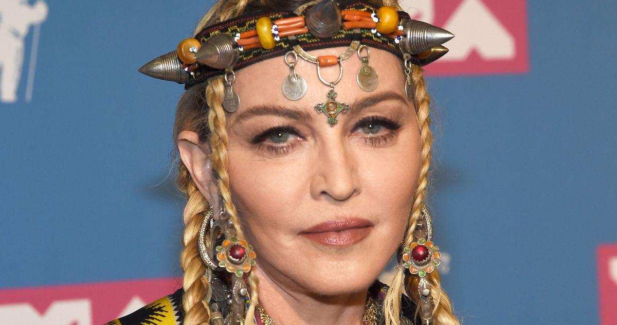 Madonna's Biopic Plans Sound Like a Beautiful Mess