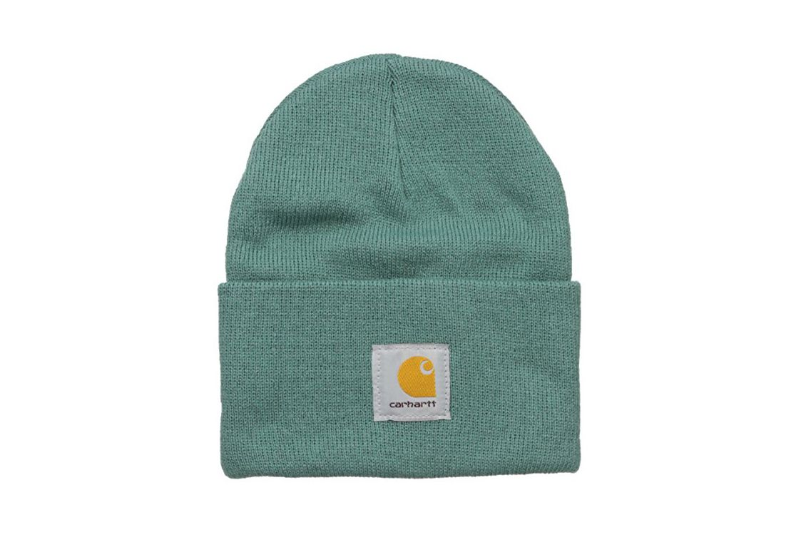 Carhartt Watch Hat A18 — Blue Green