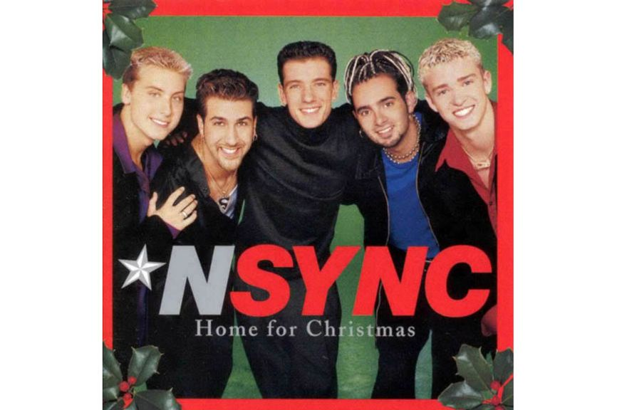 an ode to n syncs home for christmas