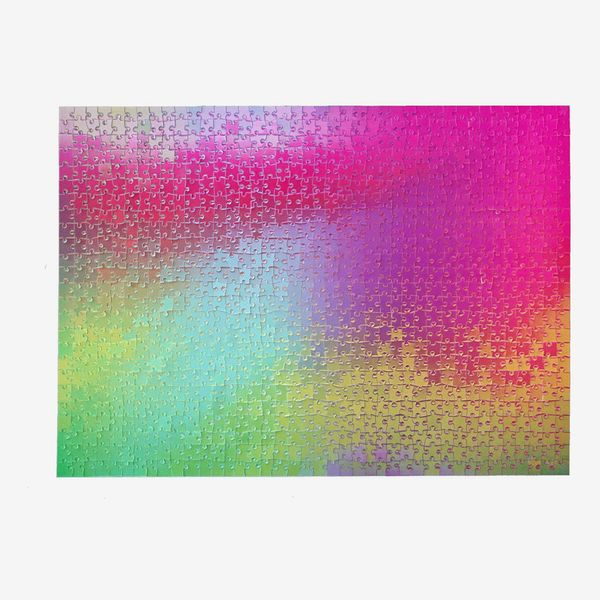 Clemens Habicht 1000-Piece Changing-Color Jigsaw Puzzle