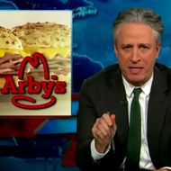 Arby's Sent The Daily Show Free Lunch After Every Insult