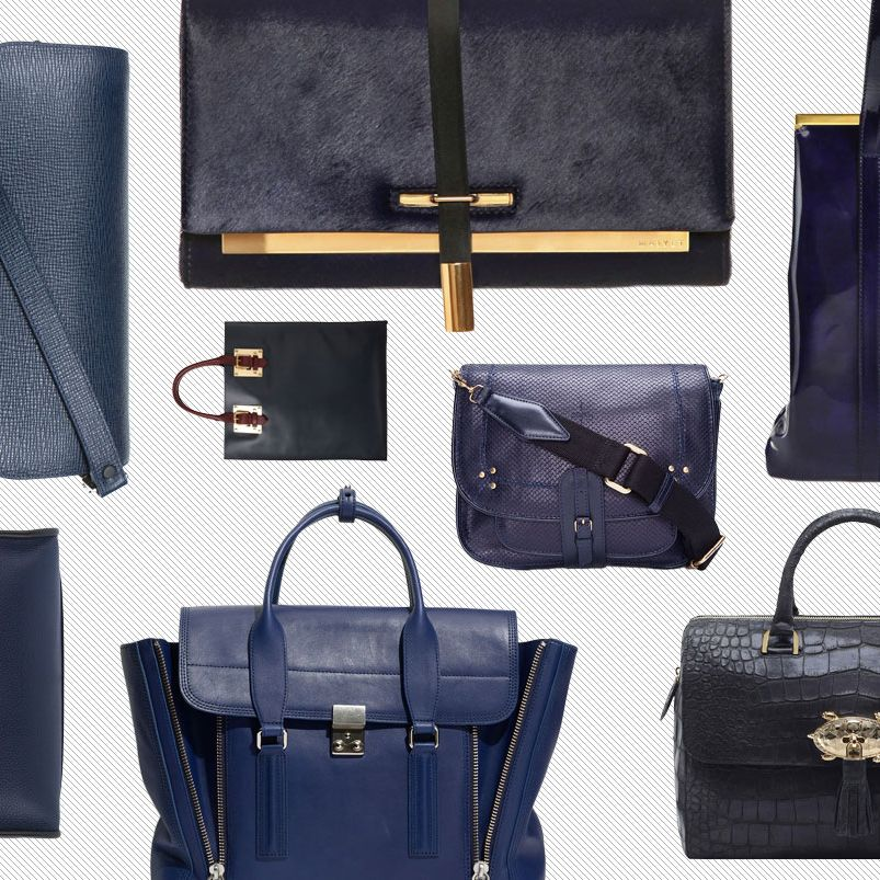 86b2732f51 See 34 Chic Navy Bags