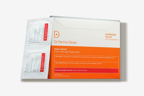 Dr. Dennis Gross Skincare Alpha Beta Extra Strength Daily Peel - Packettes