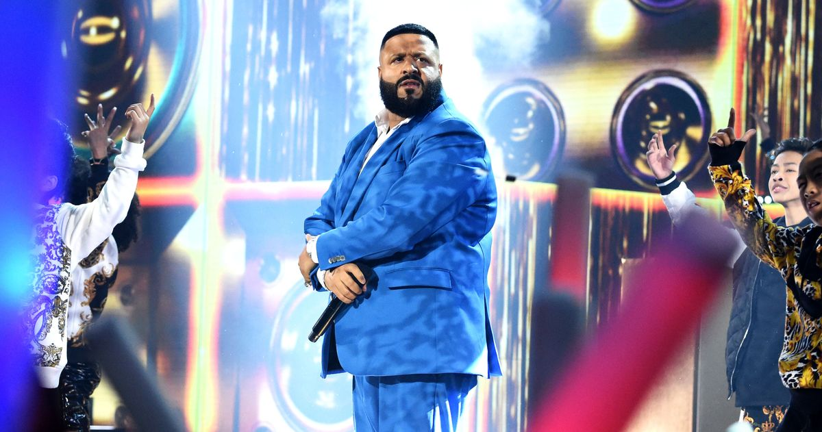 DJ Khaled vs. Billboard May Be a Breaking Point in the Merch-Bundle Chart Wars