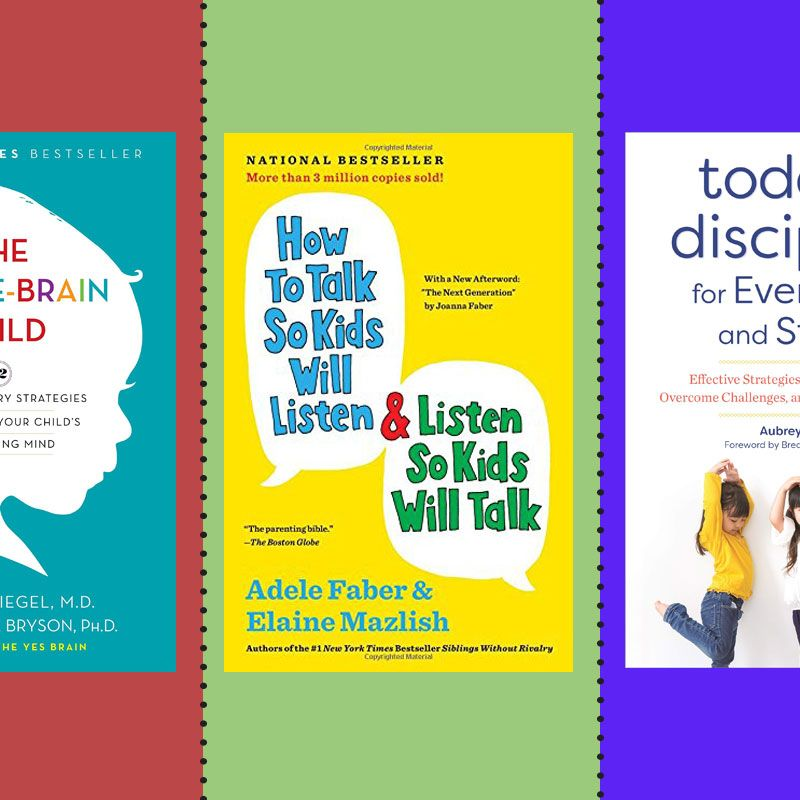 The 8 Best Parenting Books on How To Raise Toddlers 2019