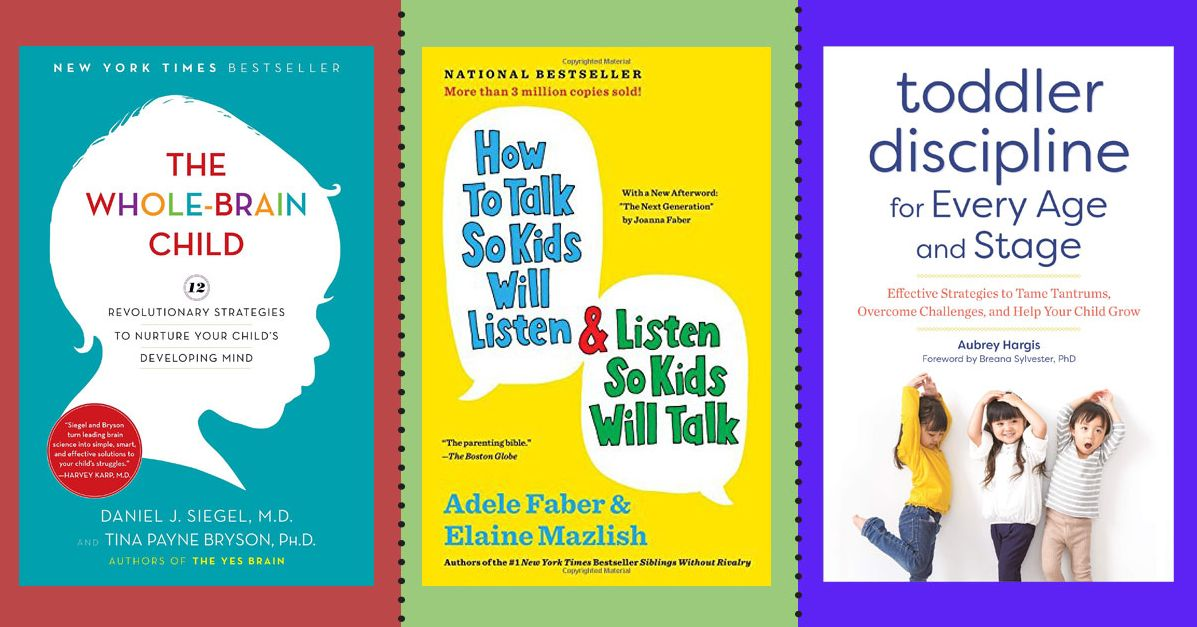 f760a113 The 8 Best Books on How to Raise Toddlers, According to Child-Development  Experts