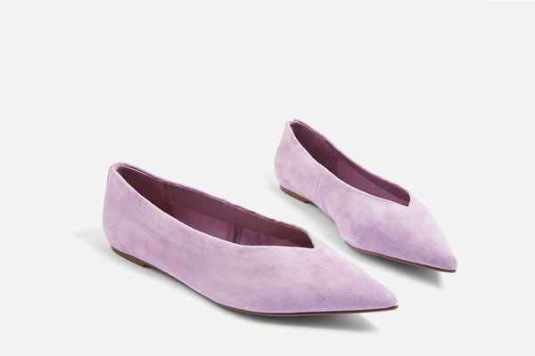 Soft Ballerina Pumps