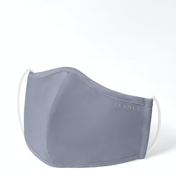 Jaanuu Reusable Antimicrobial Finished Face Mask Adult