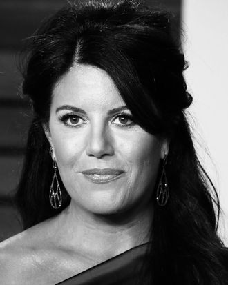 Monica Lewinsky Walks Off Stage Over Bill Clinton Question