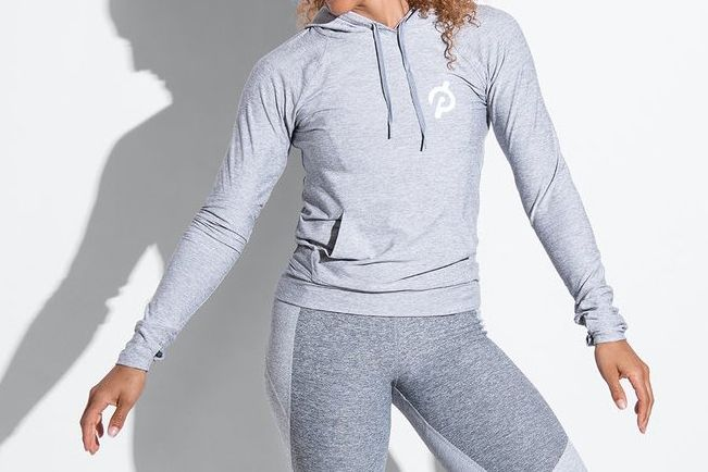 Outdoor Voices Peloton Cloudknit Hoodie