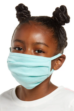 Nordstrom Kids' Cotton-Knit Face Masks