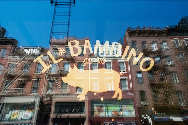 First Look at Panini Expert Il Bambino's New Manhattan Outpost