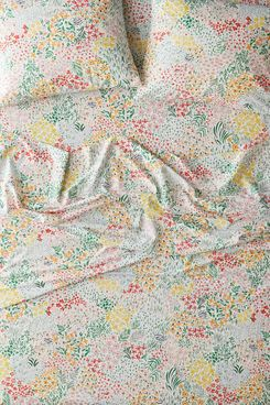 Urban Outfitters Meadow Floral Sheet Set