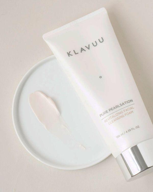 Klavuu Pure Pearlsation Revitalizing Facial Cleansing Foam