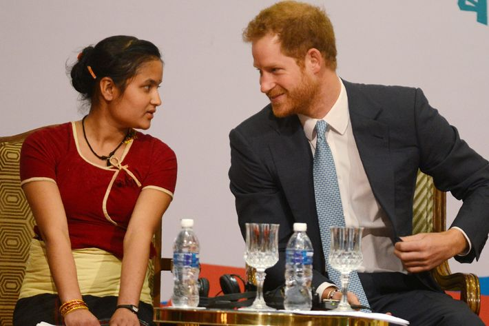 Prince Harry, hot feminist.
