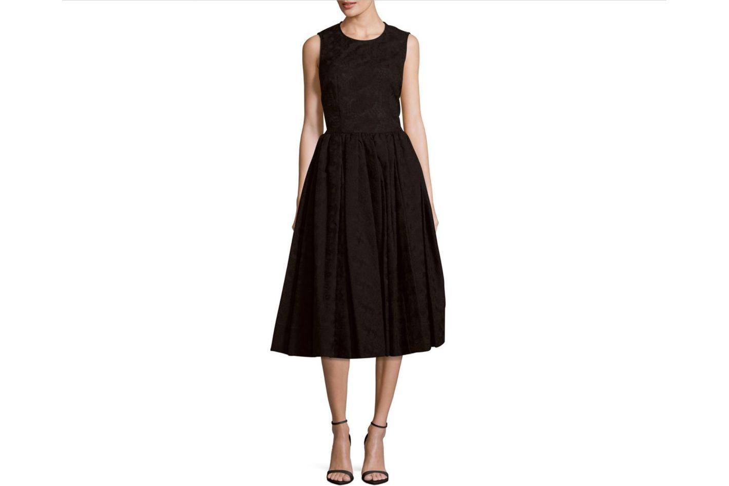 Comme des Garçons Sleeveless Lace Dress