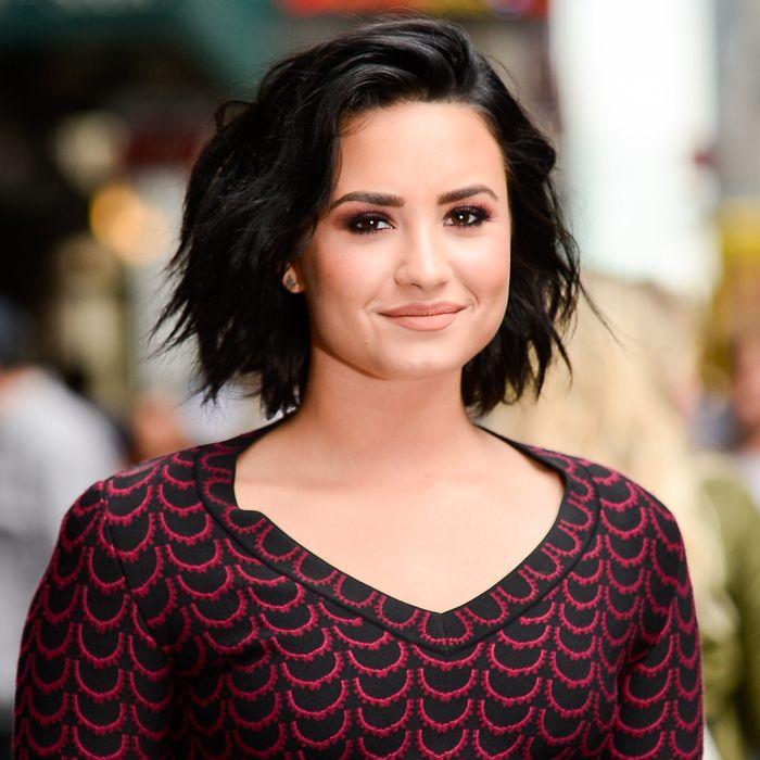 A Brief History of Demi Lovato's Social-Media Controversies