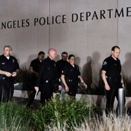 LA City Officials Make Statements On Dorner Manhunt