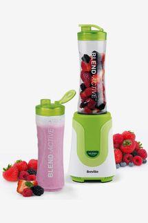 Breville Blend Active Personal Blender & Smoothie Maker with 2 Portable Blending Bottles