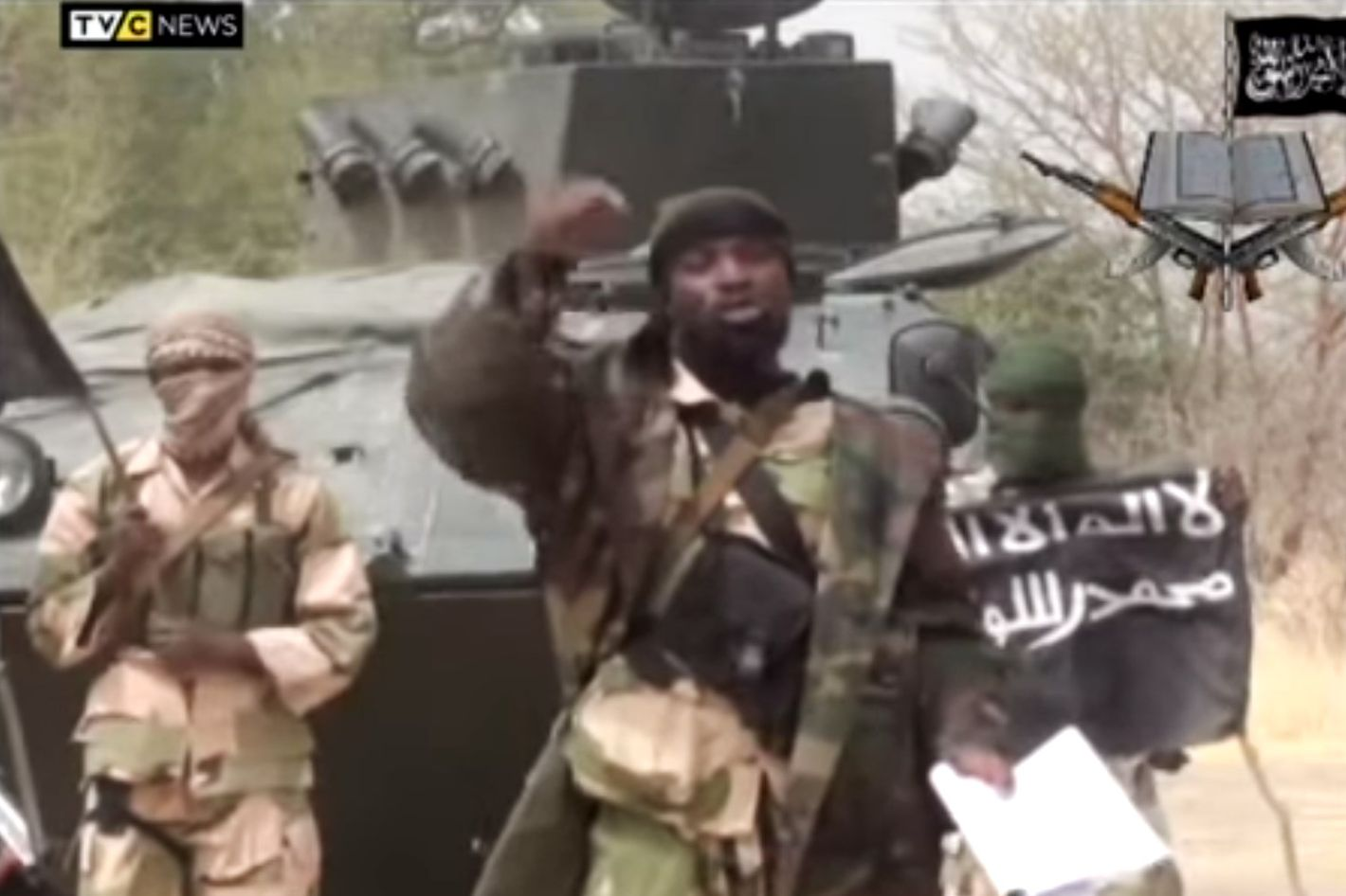 Nigeria: L'armée nigériane détruit la forêt de Sambisa, Shekau  disparu