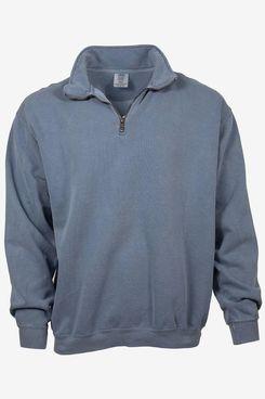Comfort Colors Quarter-Zip Sweatshirt