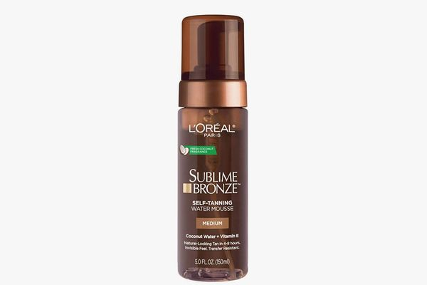 L'Oréal Paris Sublime Bronze Water Mousse