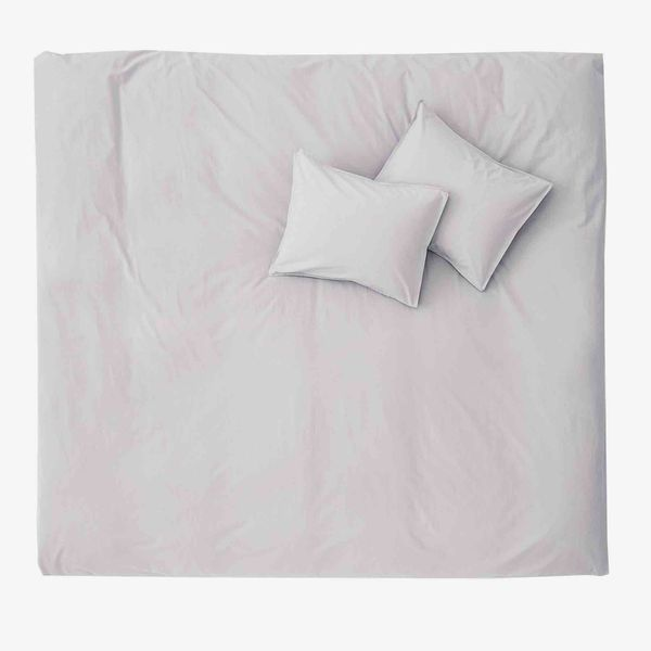 H&M Washed Cotton Duvet Cover Set