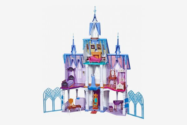 Disney 'Frozen 2' Ultimate Arendelle Castle Playset with Lights and Moving Balcony