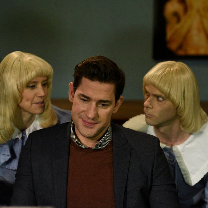 Saturday Night Live Recap: John Krasinski Is a Bowl of Warm Chicken Soup