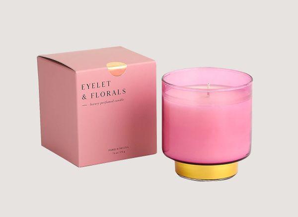 J. Crew x Illume Glass Candle