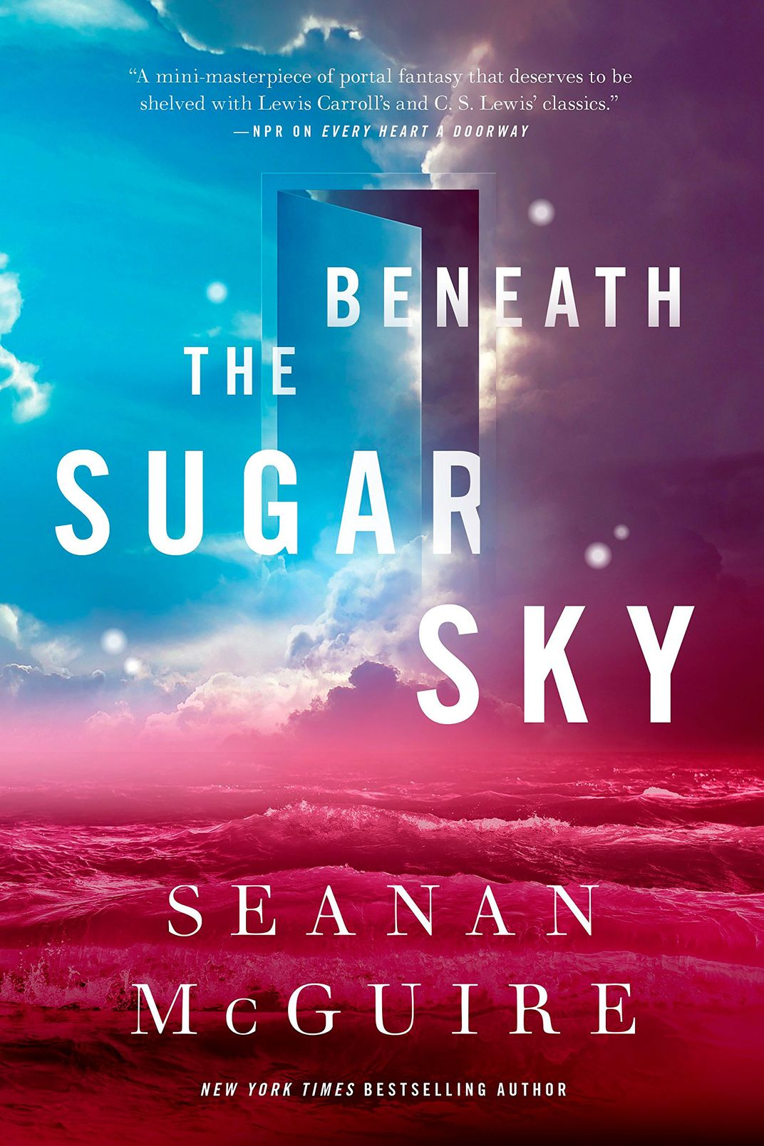 9. <em>Beneath the Sugar Sky</em>, by Seanan McGuire