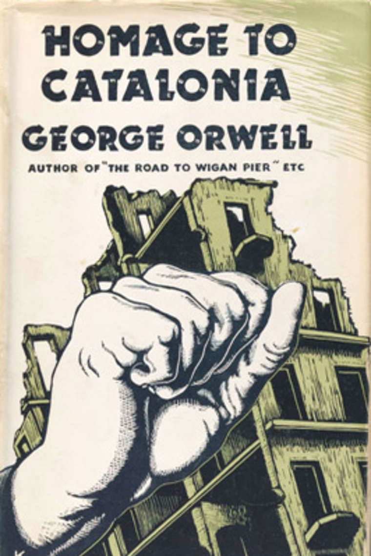 <em>Homage to Catalonia</em> by George Orwell