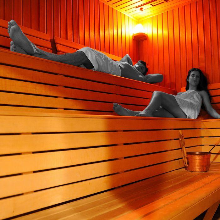 cutting weight in infrared sauna
