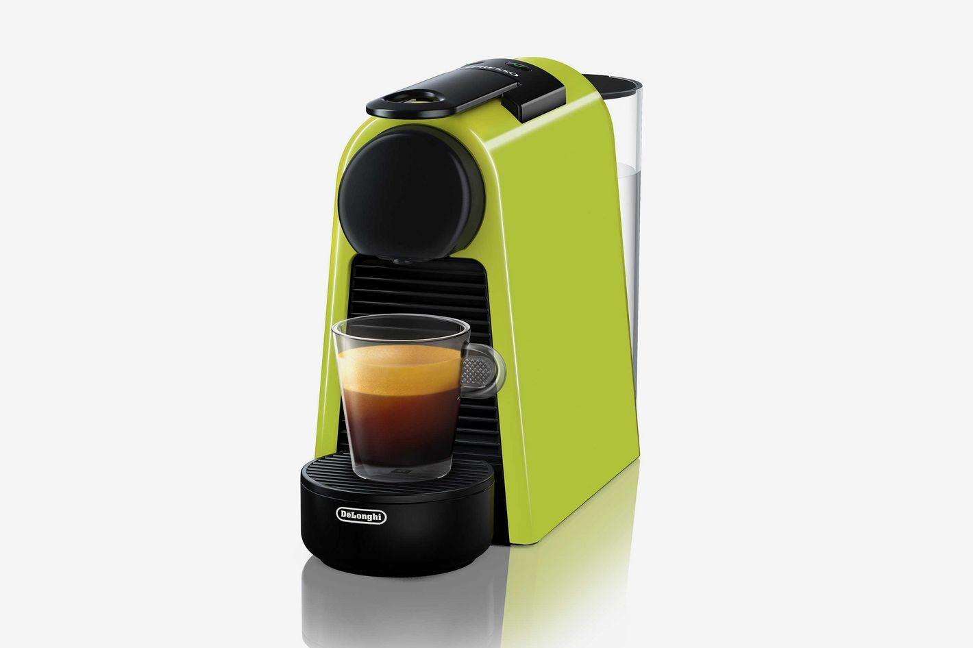 Nespresso by De'Longhi Essenza Mini Espresso Maker in Lime