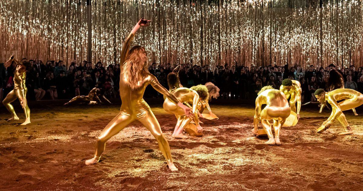 Inside Hermès' Opulent San Francisco Opening