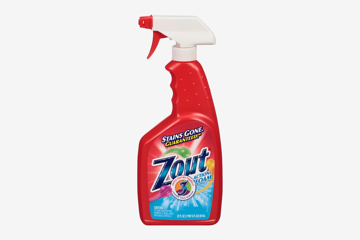 Zout Laundry Stain Remover