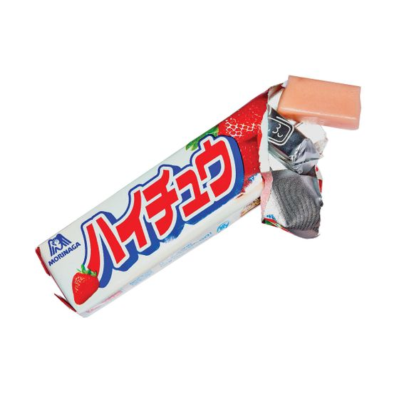 "<b>Japanese Hi-Chews:</b>    <b><a href=""http://nymag.com/listings/stores/sunrise_mart02/"">Sunrise Mart</a></b>    <i>494 Broome St., nr. W. Broadway; 212-219-0033</i>    If you haven't had Japanese Hi-Chews—most sold here are made in Taiwan and distinctly less juicy—you haven't had Hi-Chews. Along with green-tea Kit Kats, they're one of Sunrise's many rare Asian finds ($1.89)."