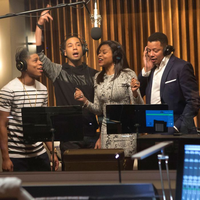 EMPIRE: The Lyon family comes together to record a legacy album in the