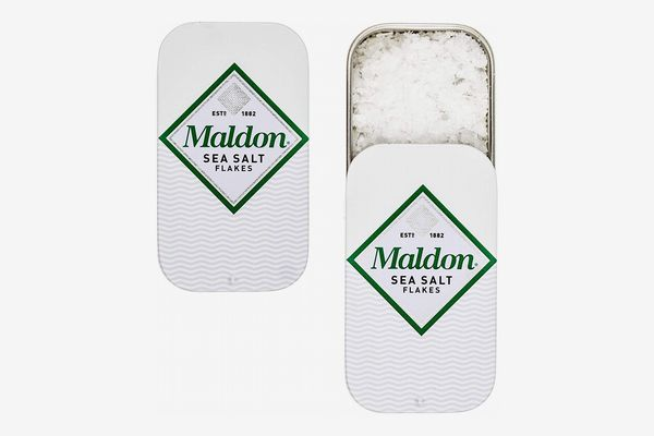 Maldon Sea Salt Flakes Pinch Tin (x10)