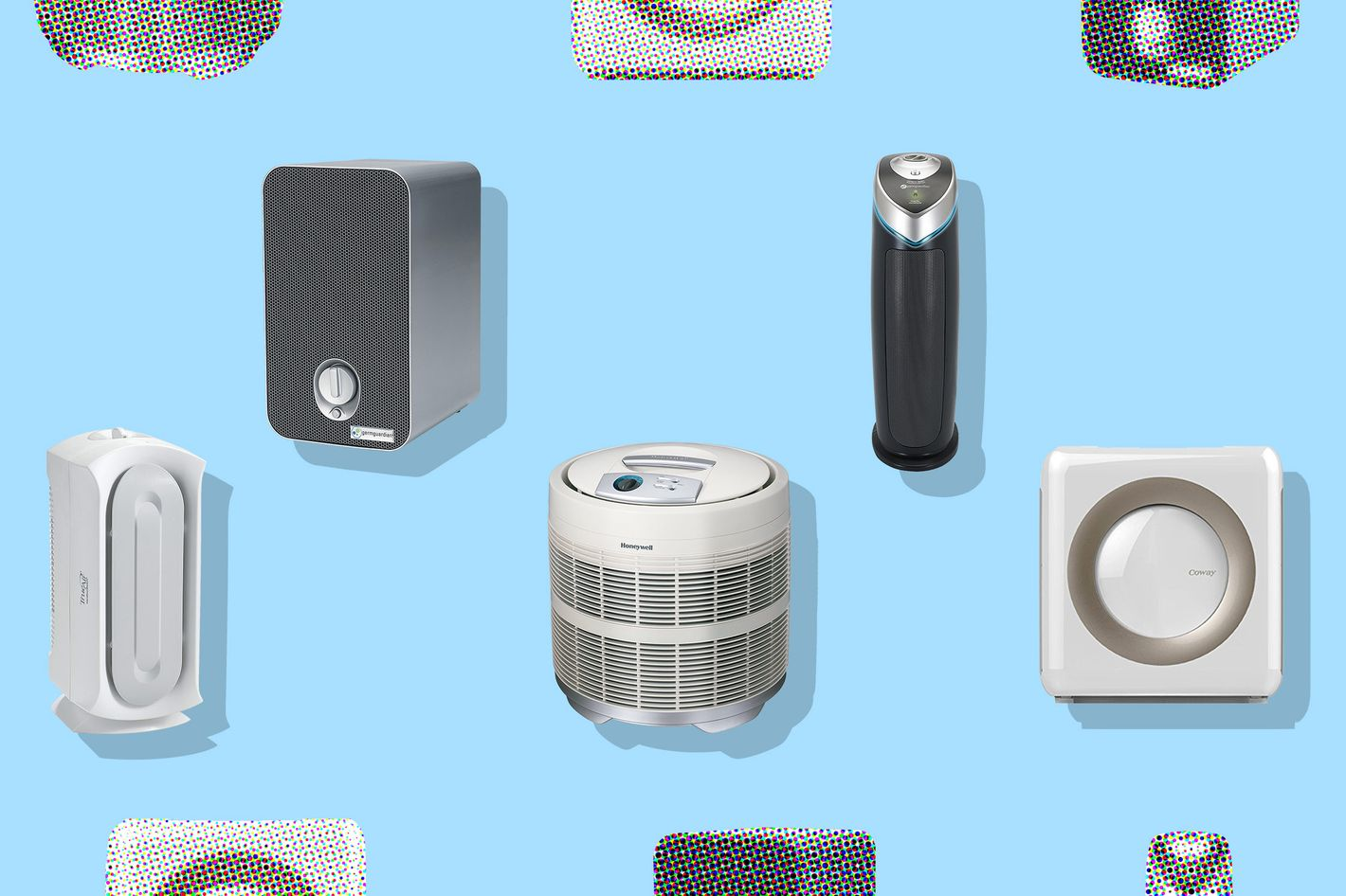 Best Air Purifiers on Amazon for Dust, Allergies, Pets