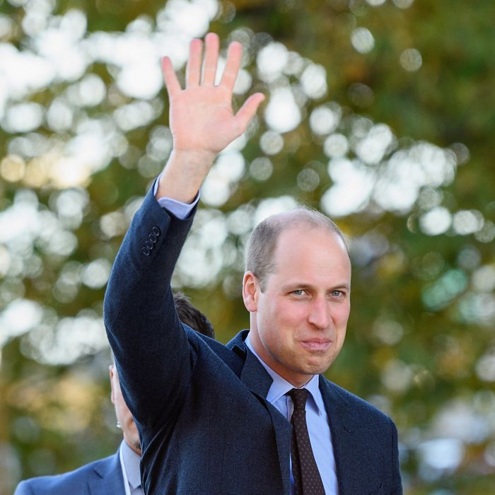 Prince William Has 'No Idea' When Prince Harry's Baby Is Due